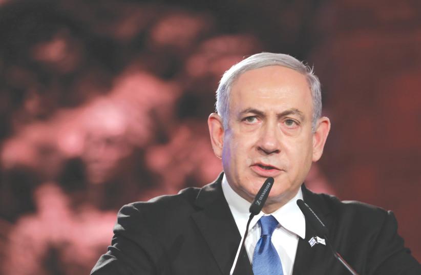 Netanyahu's changing views on democracy - The Jerusalem Post