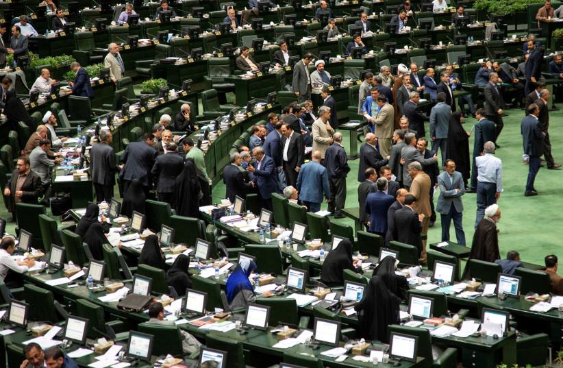 Iran bans record number of legislative candidates