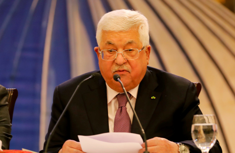 Abbas: 1,000 'no's to the Trump plan - The Jerusalem Post