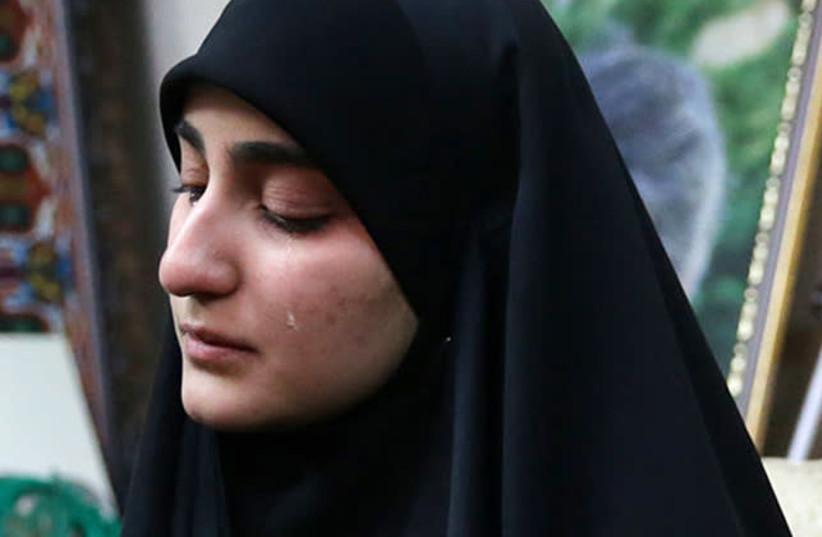 Zeinab Soleimani (photo credit: KHAMENEI.IR)