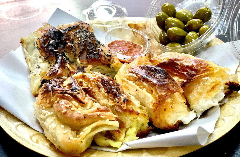Culinary memories from Ramle (photo credit: PASCALE PEREZ-RUBIN)