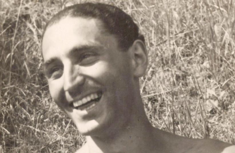 TEACHER AND Zionist youth movement leader Fredy Hirsch, who ran the children's block in Auschwitz-Birkenau (photo credit: Courtesy)
