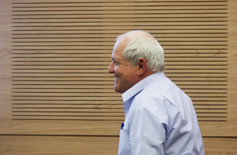 Likud MK Haim Katz  (photo credit: MARC ISRAEL SELLEM)