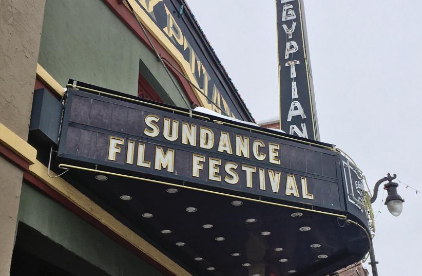 THE FABLED Sundance Film Festival in Utah.  (photo credit: LAURI DONAHUE)