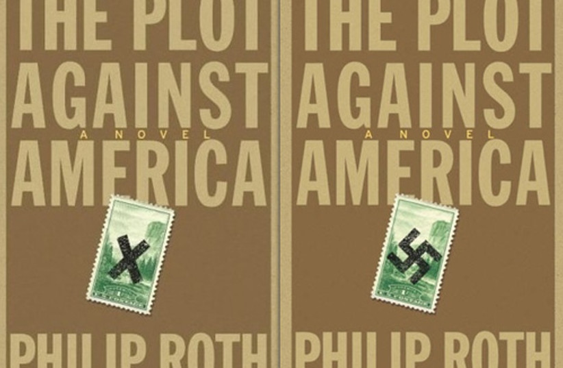 The Plot Against America by Philip Roth (photo credit: FLICKR)