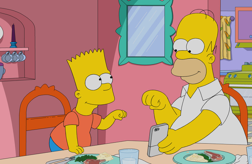Did The Simpsons Predict The Coronavirus Outbreak The Jerusalem