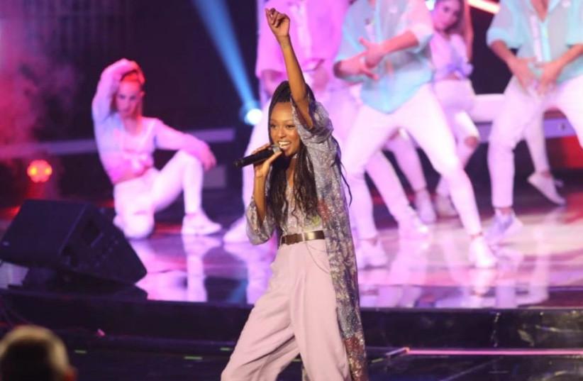 Eden Alene will represent Israel at Eurovision (photo credit: ORTAL DAHAN / COURTESY OF KESHET)