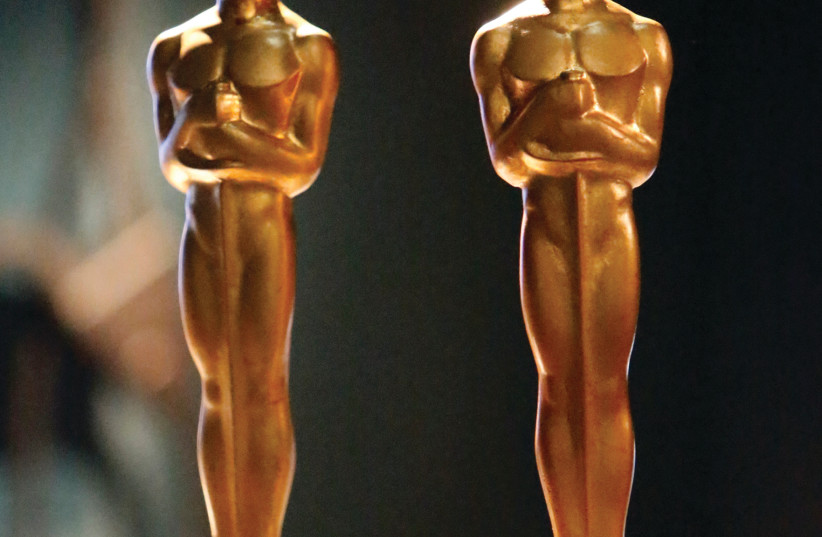 cover - Oscars 2020 (photo credit: Courtesy)