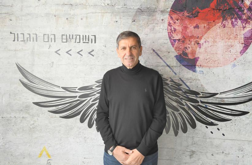 DANIEL ATAR, KKL-JNF chairman (photo credit: YISRAEL PERETZ)