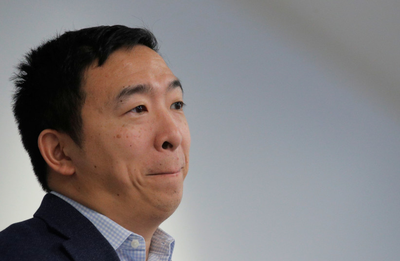 BREAKING: ANDREW YANG DROPS OUT OF PRESIDENTIAL RACE