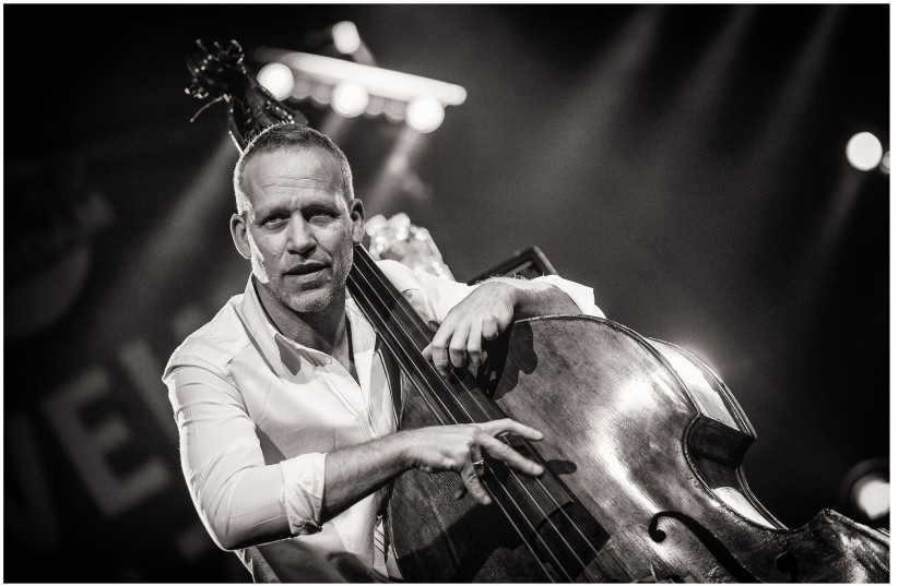 Avishai Cohen is celebrating his 50th birthday year by performing 50 concerts in 50 countries around the world, including Israel (photo credit: Courtesy)