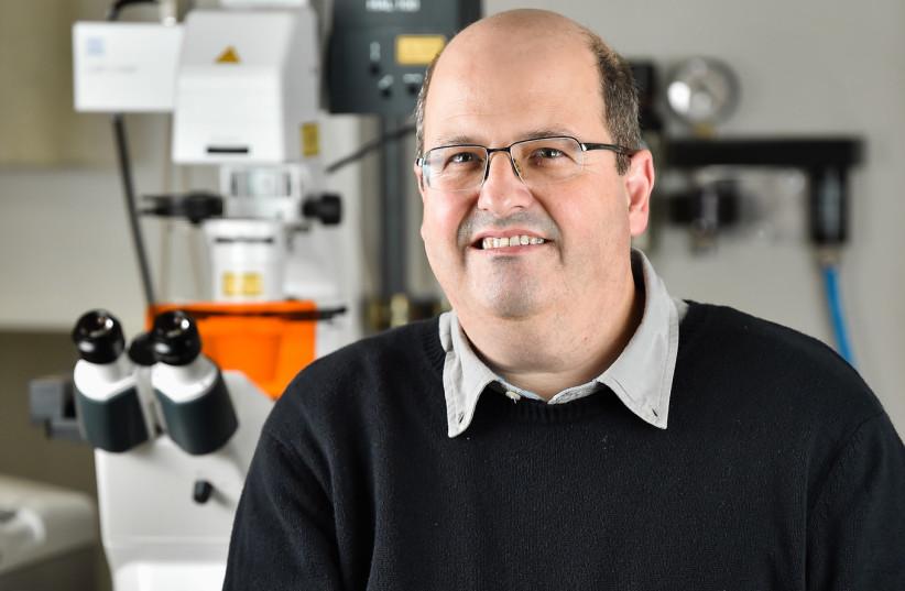 Professor Lior Gepstein  (photo credit: Courtesy)