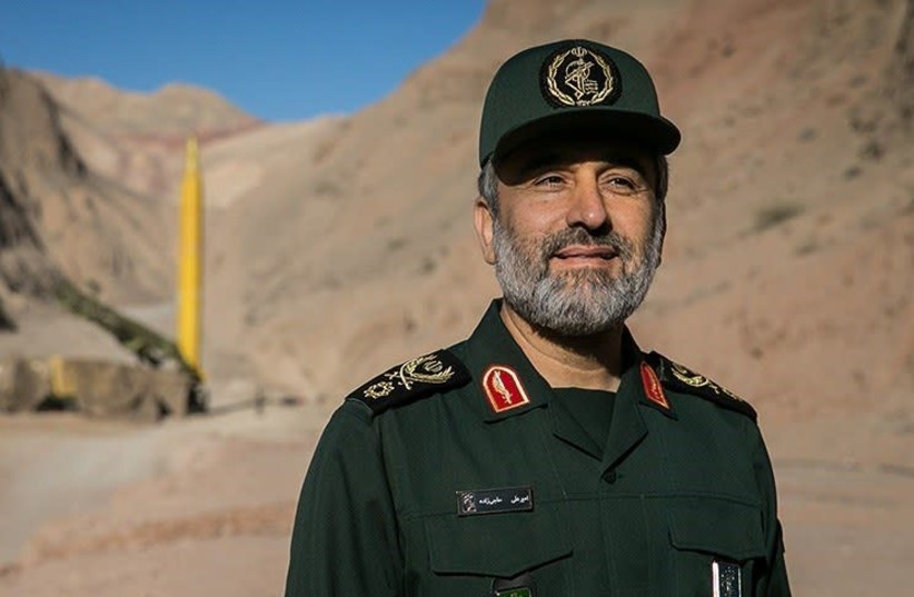 Why is IRGC's best aerospace commander talking about economic 'woes'?