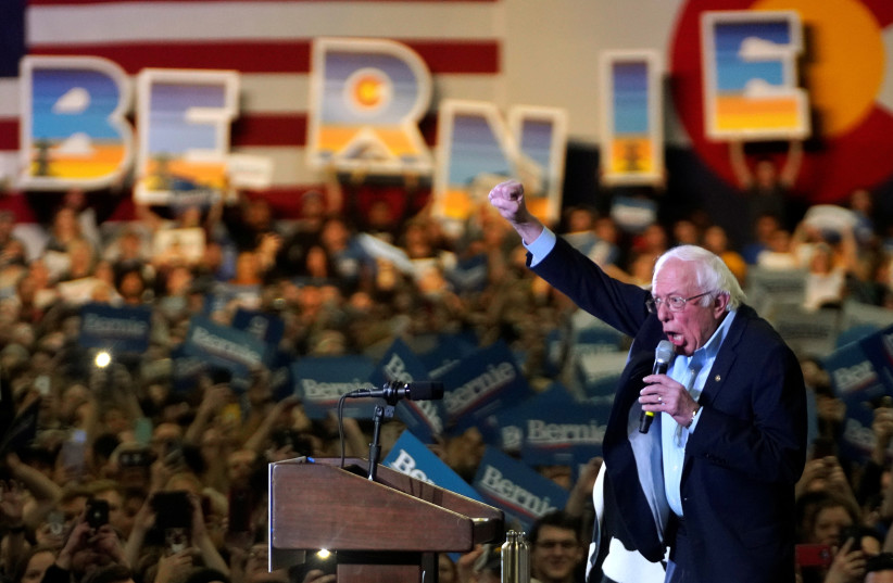 Bernie Sanders releases new 'proud to be Jewish' video