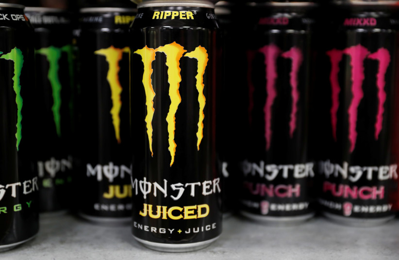 Monster Energy Drinks Are Now Officially Available In Israel The Jerusalem Post