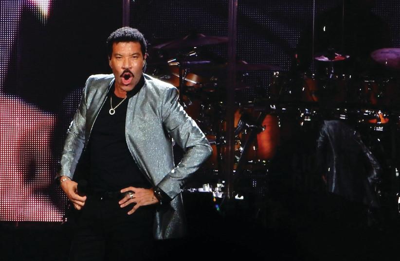 Lionel Richie (photo credit: TNS)
