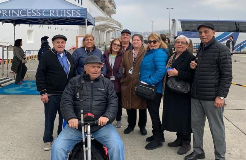 Husband of Israeli on 'coronavirus cruise': Authorities were too slow