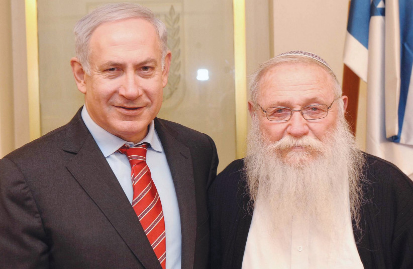 The corruption of rabbis on the religious Right