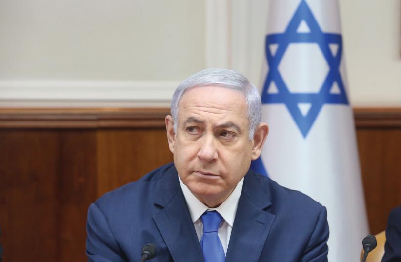 Prime Minister Benjamin Netanyahu (photo credit: MARC ISRAEL SELLEM)