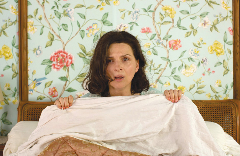 JULIETTE BINOCHE in Martin Provost's new comedy 'How to be a Good Wife.' (photo credit: Courtesy)