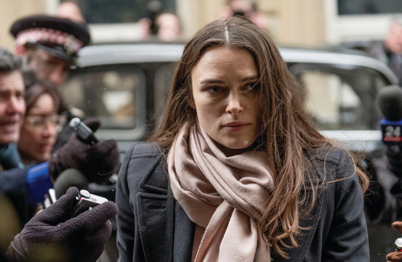 Keira Knightley stars in 'Official Secrets' as a real-life whistle-blower