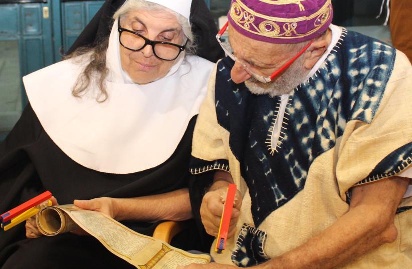 KEHILLAT KOL HANESHAMA celebrates Purim (photo credit: Courtesy)