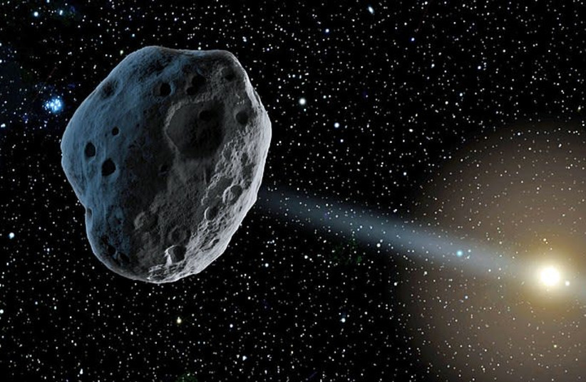 Asteroid to come close to Earth the day before US presidential election