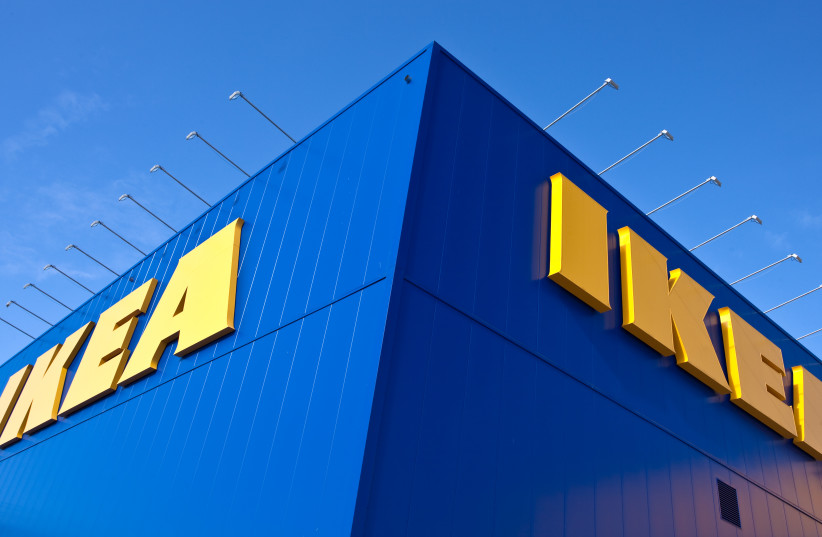 THE GATES of heaven have parted, revealing a blessed new IKEA near Beit Shemesh. (photo credit: FLICKR)