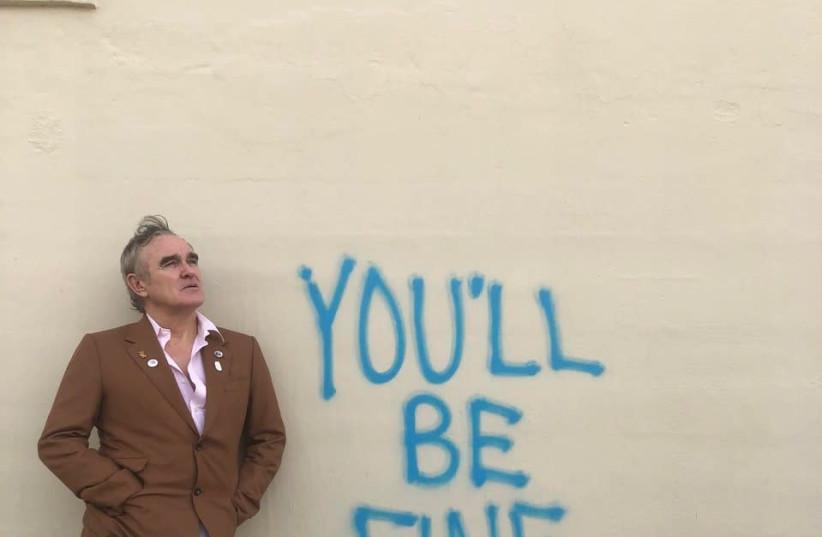 Morrissey (photo credit: DONNIE KNUTSON)