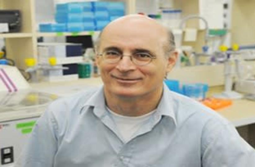 Prof. Gideon Rechavi. (photo credit: SHEBA MEDICAL CENTER)