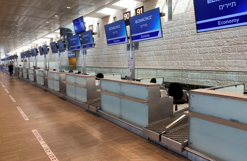 El Al CEO: 'National responsibility' means int'l flights must continue