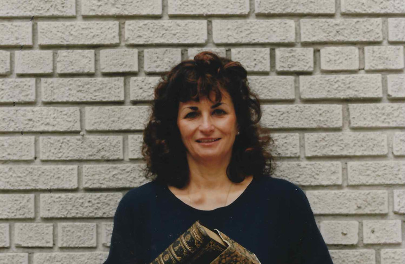 Judy Feld Carr: I was a musicologist; I didn't know anything about Syria (photo credit: JEWISH WOMEN'S ARCHIVE)