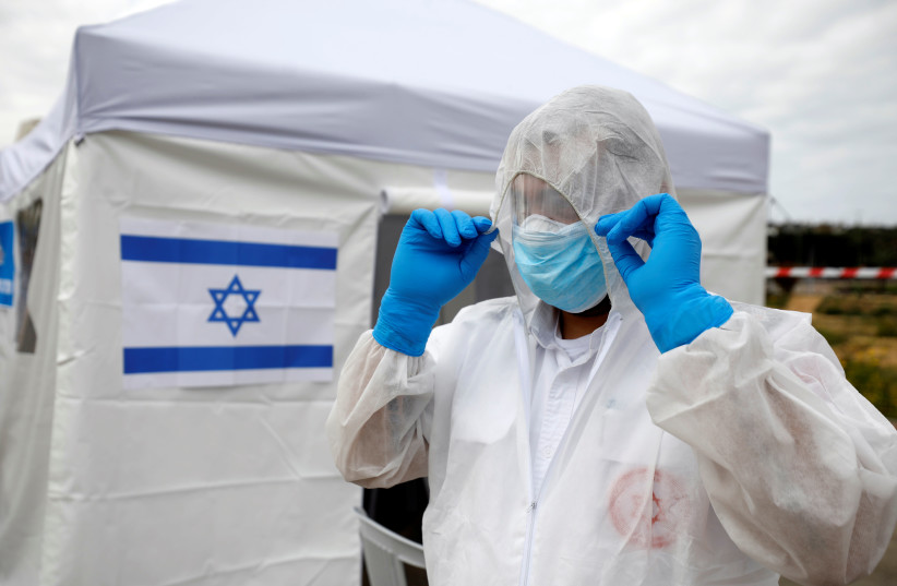 Israel's inability to control virus known before spread