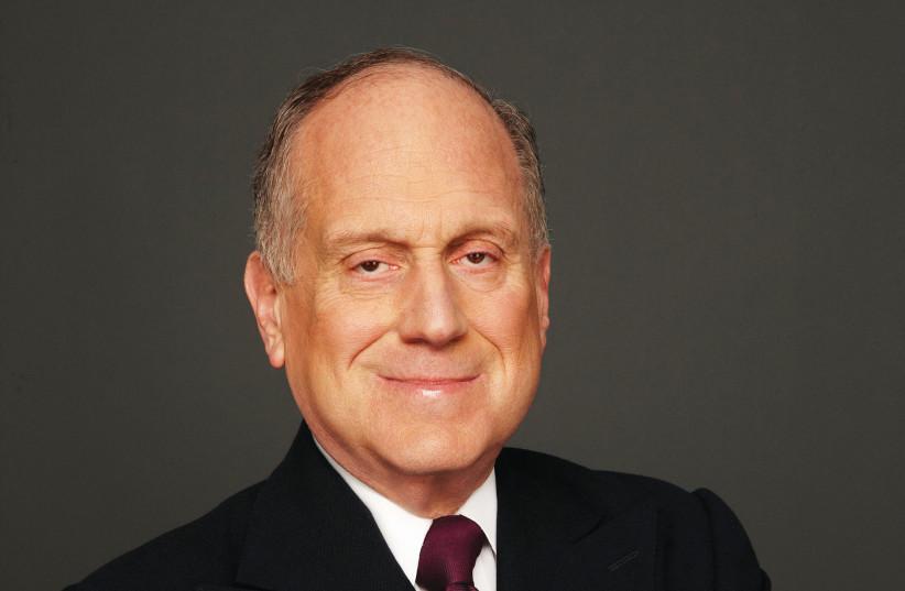 RONALD LAUDER, president of the World Jewish Congress.  (photo credit: WORLD JEWISH CONGRESS)