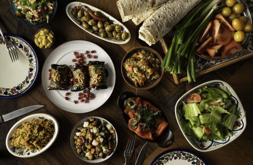 THE ARMENIAN CELEBRATION at the Inbal Hotel offers a choice of delicious delicacies. (photo credit: Courtesy)