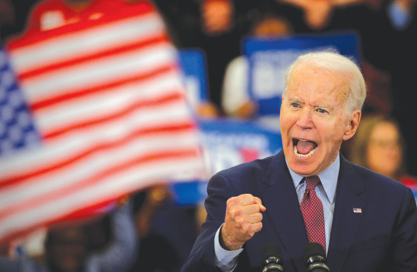Biden widens lead over Trump despite coronavirus halting campaign ...