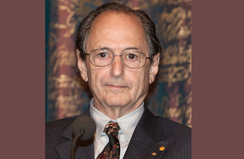 Nobel prize laureate Michael Levitt (photo credit: Wikimedia Commons)