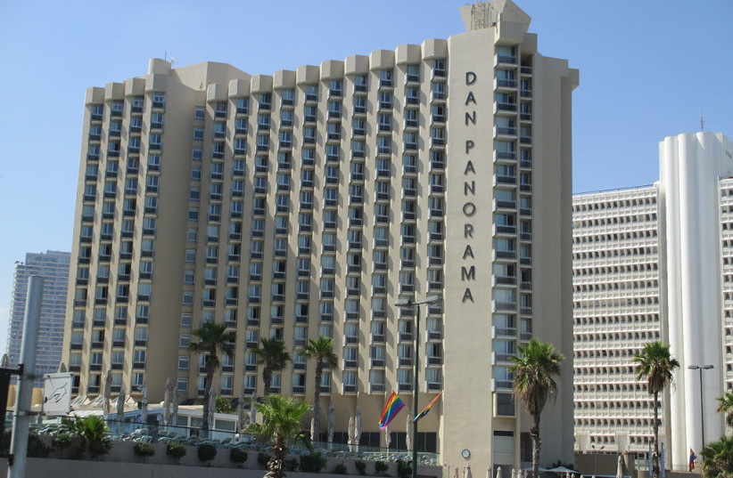 Dan Panorama Hotel Tel Aviv (photo credit: Wikimedia Commons)