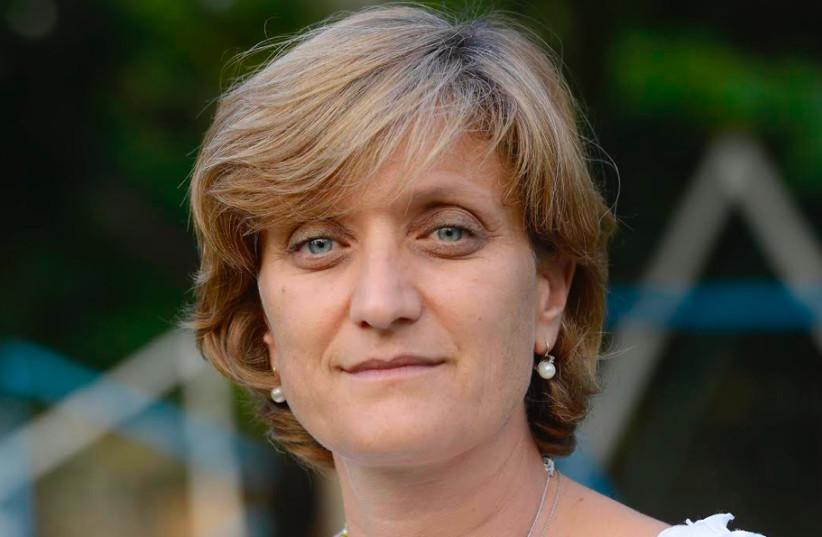 President of the Union of Italian Jewish Communities Noemi Di Segni (photo credit: GIOVANNI MONTENERO)