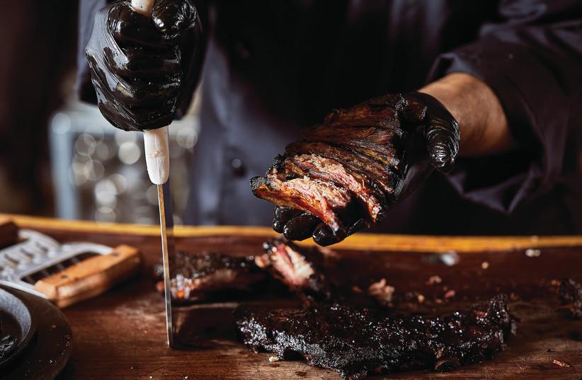 A feast for kosher carnivores (photo credit: AFIK GABBAY)
