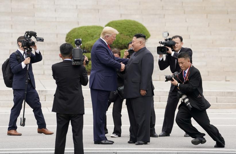 North Korea says Trump offered Kim coronavirus cooperation