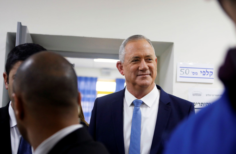 Is Benny Gantz destroying the rule of law or is he saving it?
