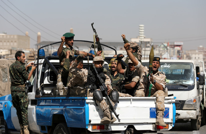 Houthis offer Saudi Arabia POW swap for jailed Palestinians