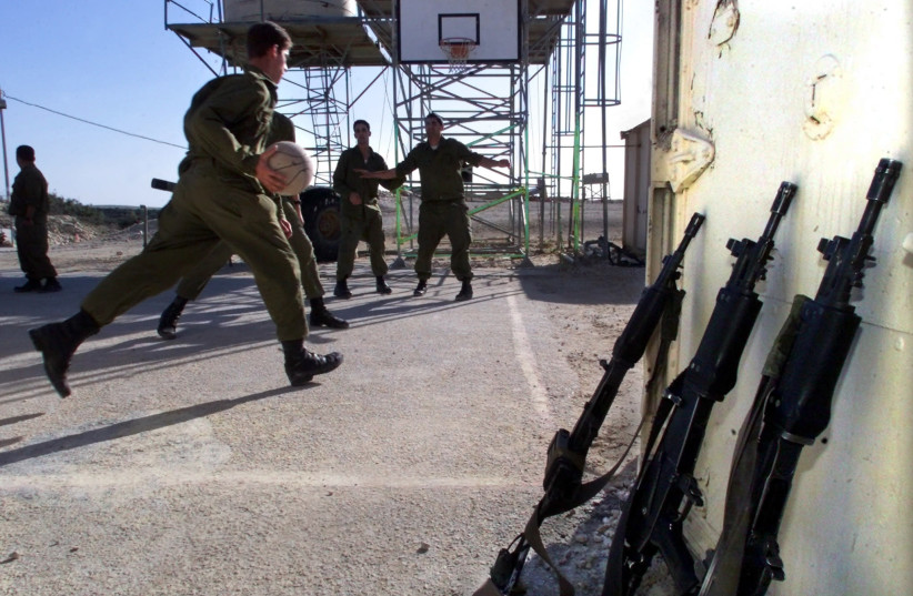 IDF Soldiers  (photo credit: Courtesy)