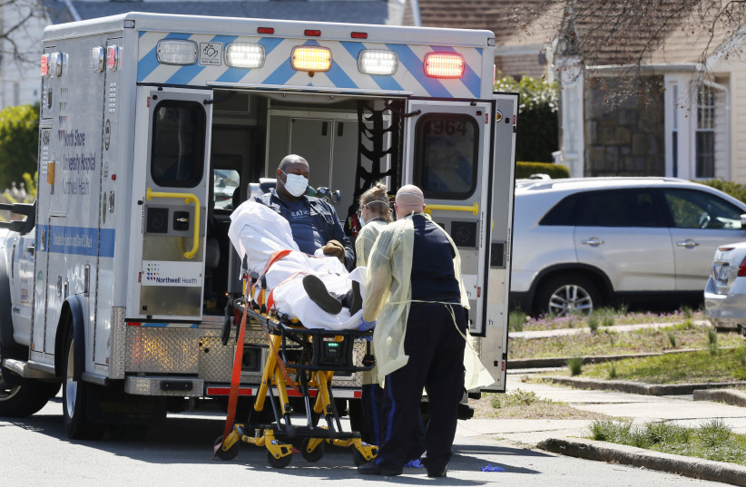 US records 300,000 more deaths during pandemic than in typical year