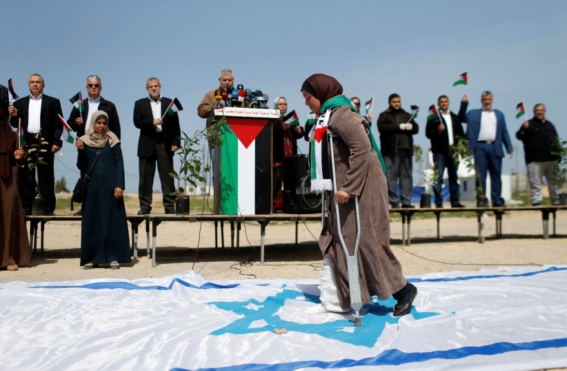 Israel helps as the PA incites - opinion