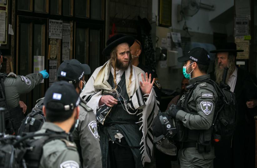 O coronavírus mudará a comunidade Haredi?