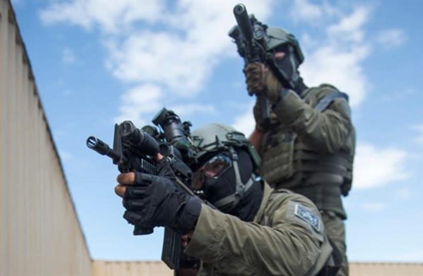 Elite troops of the IDF will contribute to Israel's fight against coronavirus (photo credit: IDF SPOKESPERSON'S UNIT)