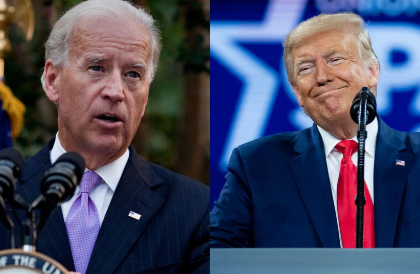 First Biden Trump Debate Will Be Held In Cleveland On Sept 29 The Jerusalem Post