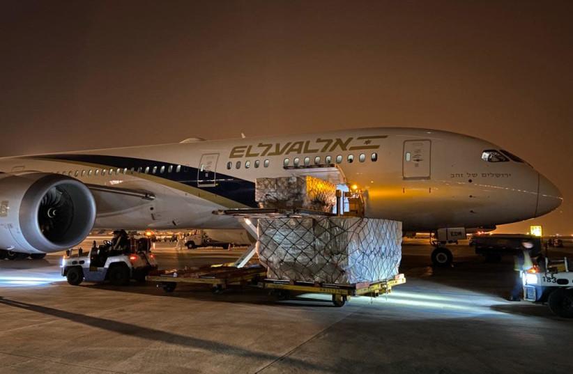 El Al to air-lift coronavirus medical supplies from China